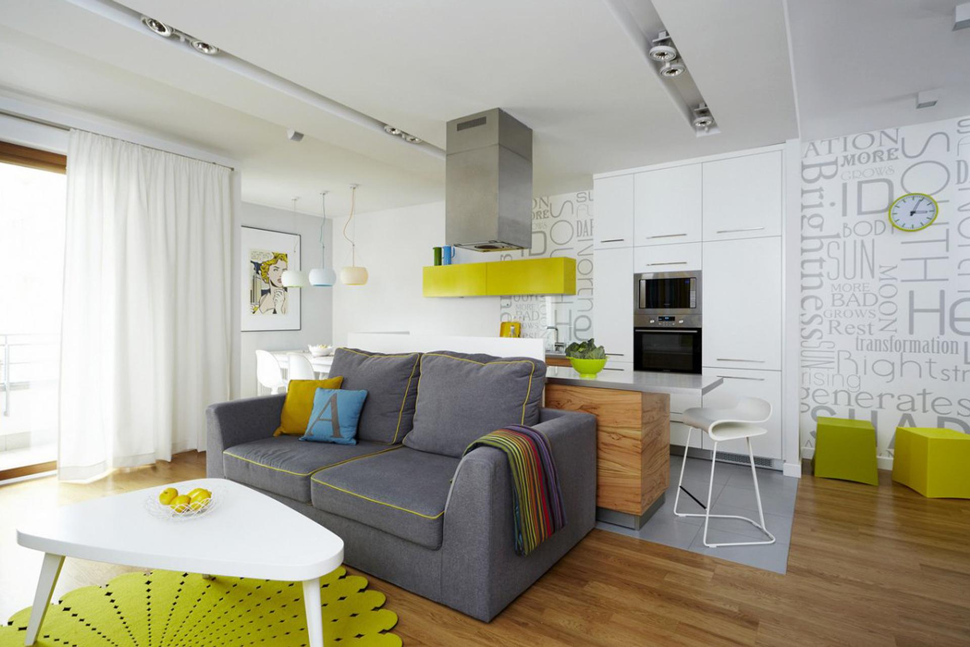 Zladené 3i bývanie od dizajnéra na Palisádoch