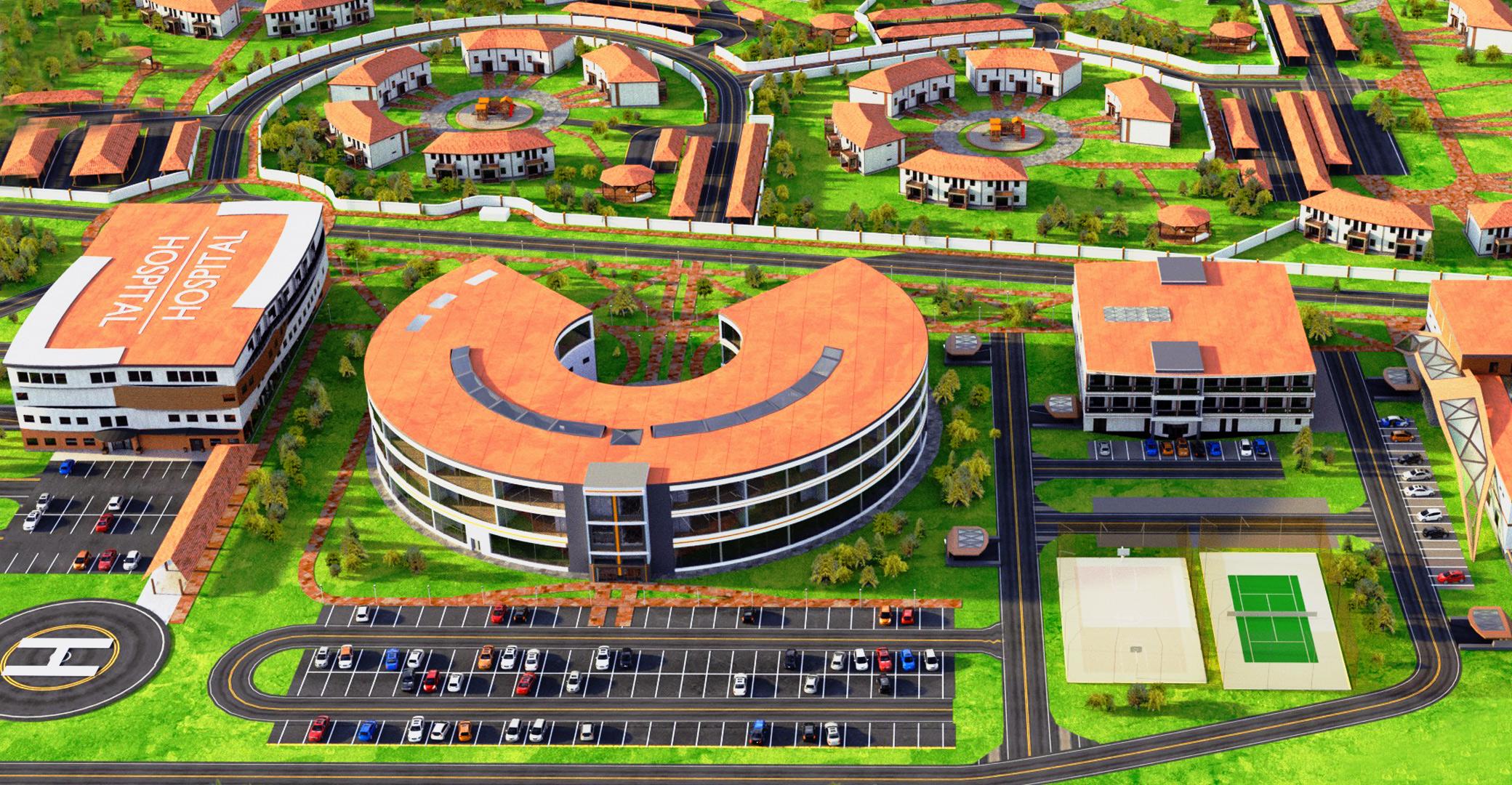 11,4ha pozemky DynastyComplex (ÚR)