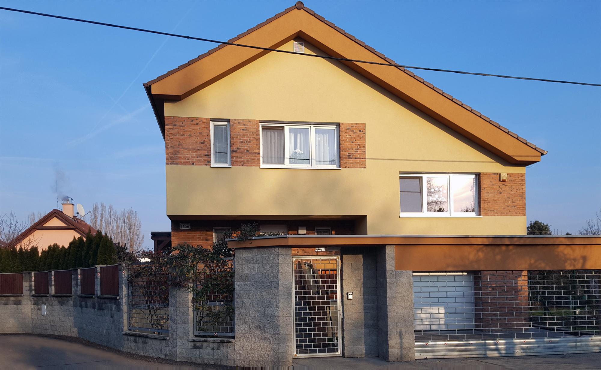 Vysoká kvalita susedných nehnuteľností - Obr.1