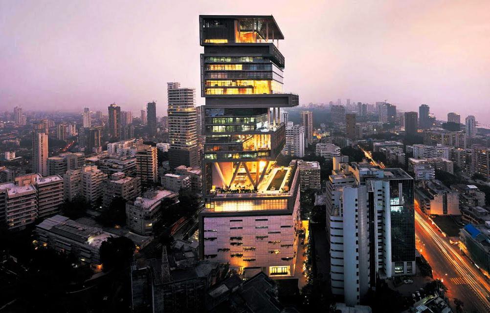 ajdrahší obytný dom na svete - SCHNEIDER Real