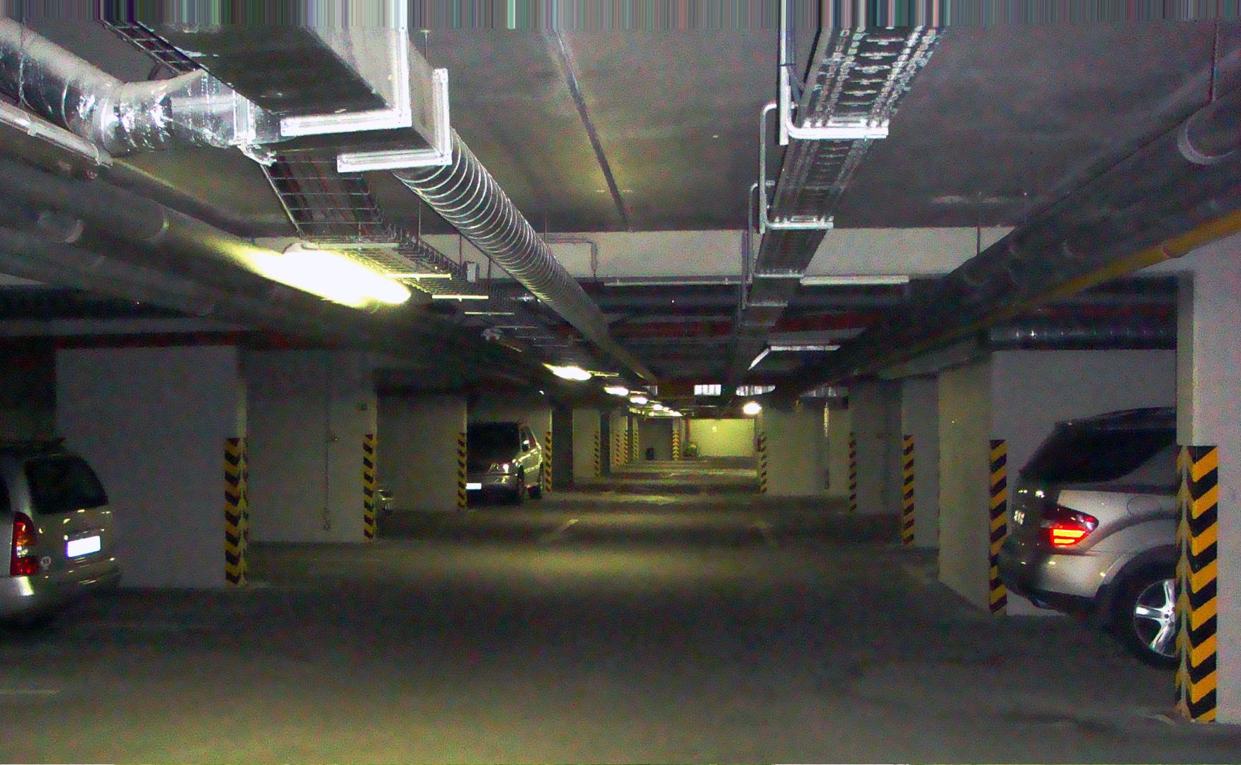 2 samostané stojiská v podzemnej garáži bytového domu