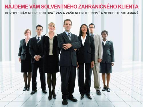 SCHNEIDER Real - Nájdeme Vám solventného klienta