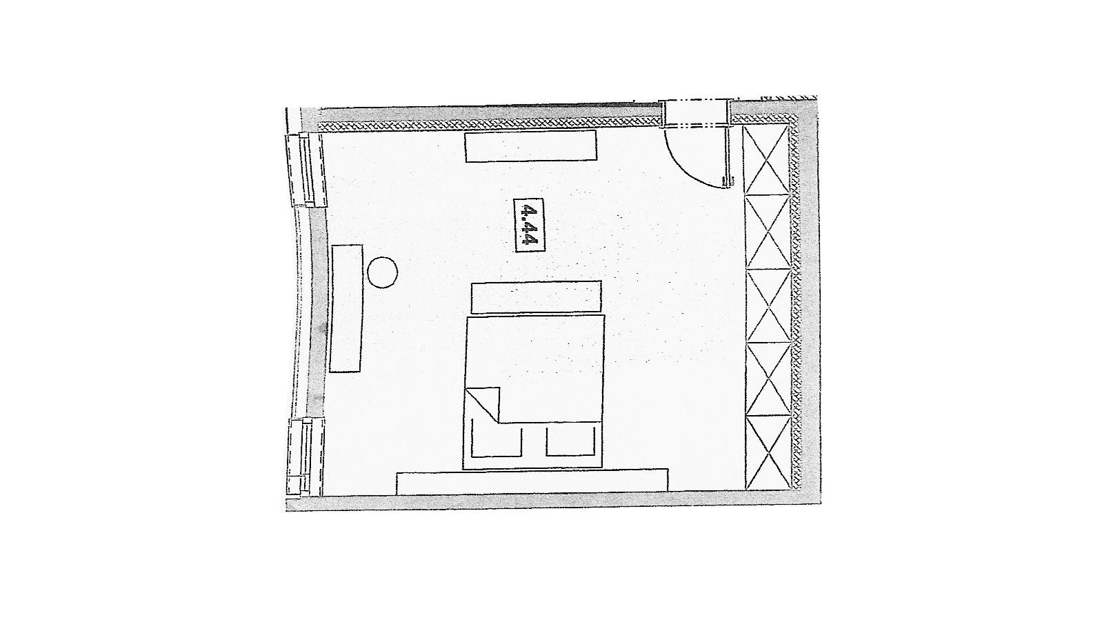 Plánovacia dokumentácia k bytu Rozadol - Obr.2