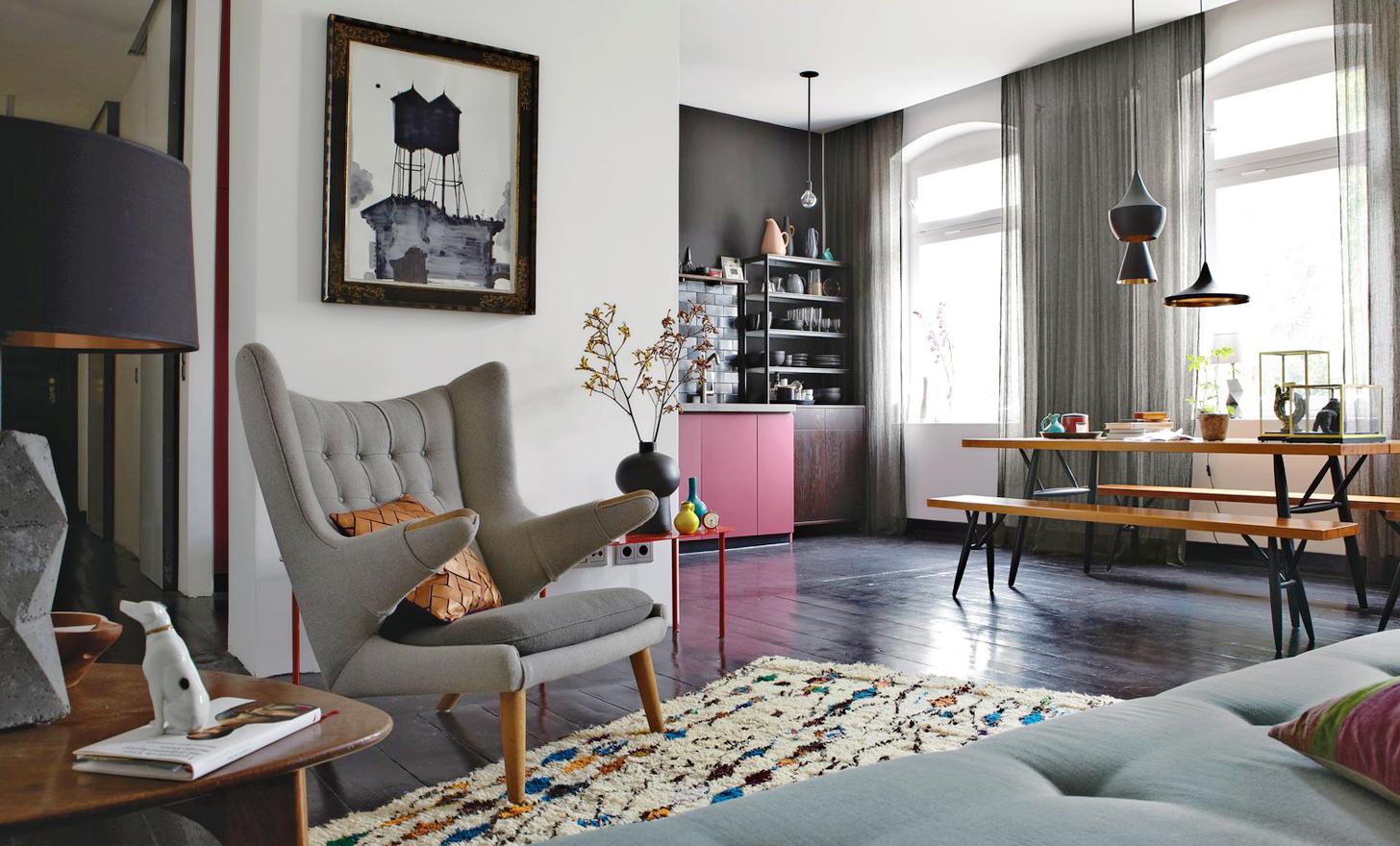 Účelovo zladený interiér je inšpiráciou - SCHNEIDER Real